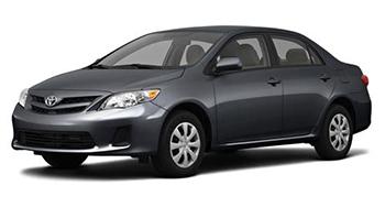 Запчасти Toyota Corolla X E15 Седан