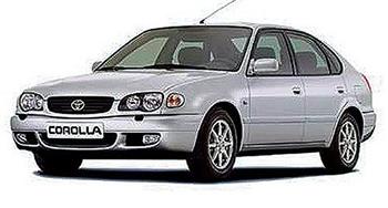 Запчасти Toyota Corolla VIII E11 Хэтчбек Рестайлинг