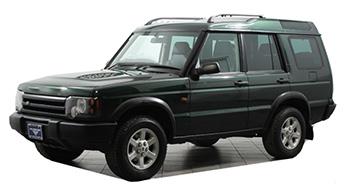 Картинки по запросу Land Rover Discovery II (LJ,LT) фото