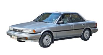 стойки toyota camry 1988